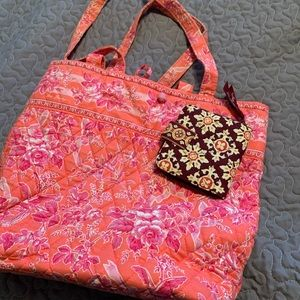 Vera Bradley Bag and Wallet
